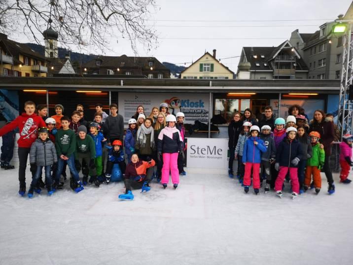 Schlittschuhlaufen 2019